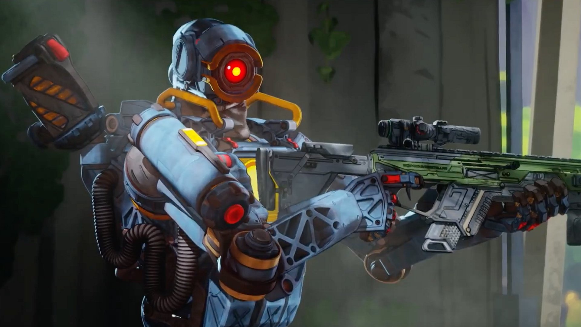 Apex Legends update 1.1 causing player progress wipe - pathfinder using a sniper rifle