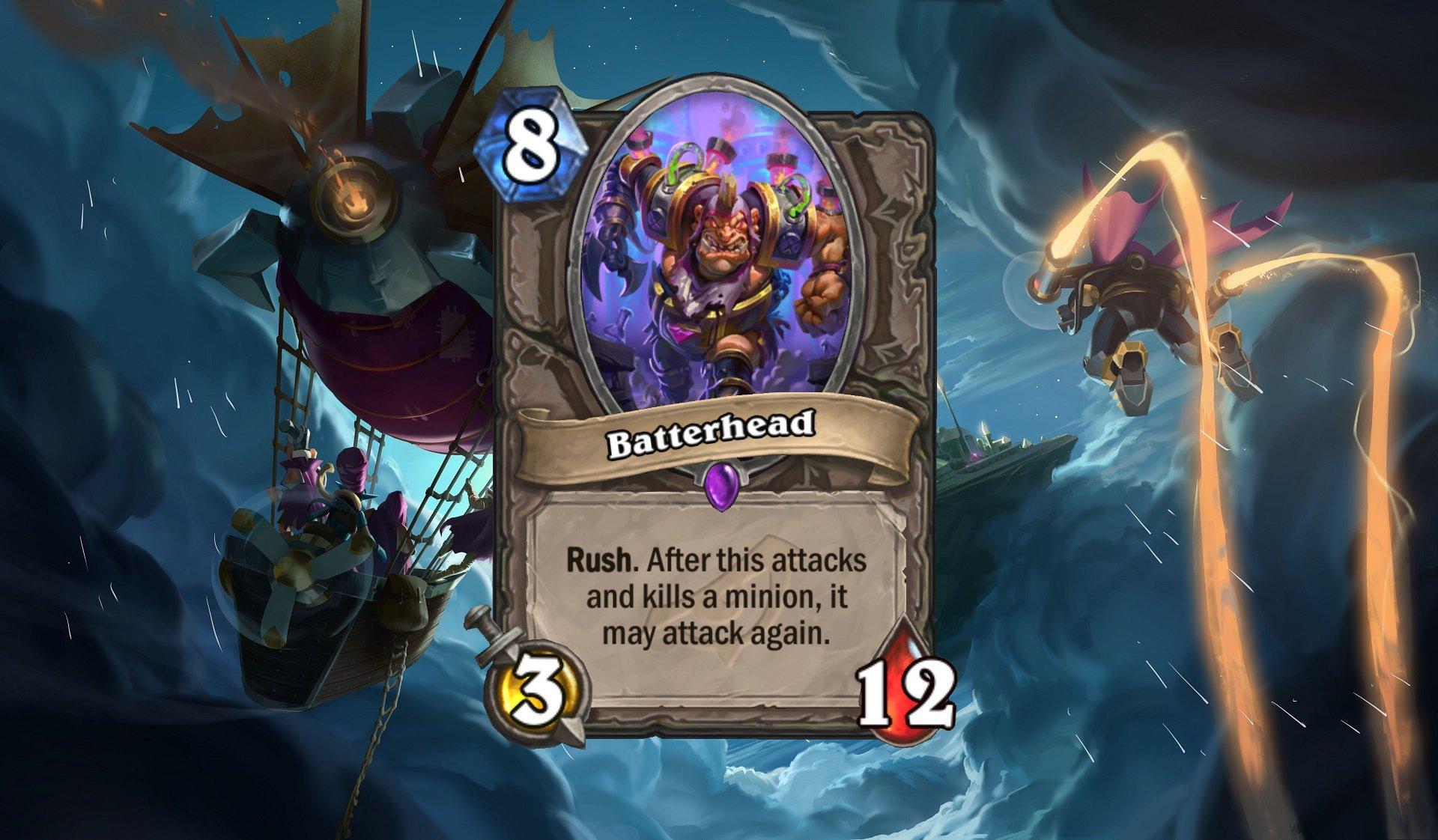 Batterhead
