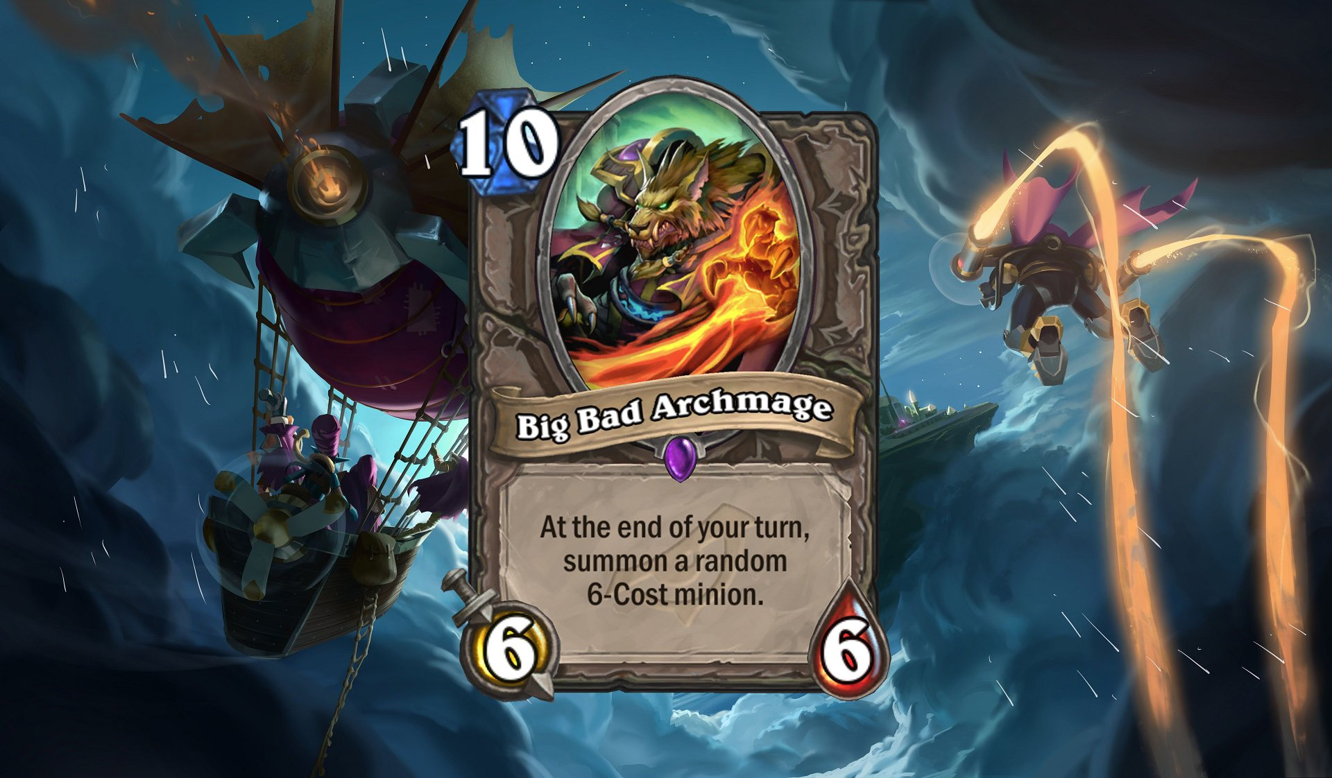 Big Bad Archmage