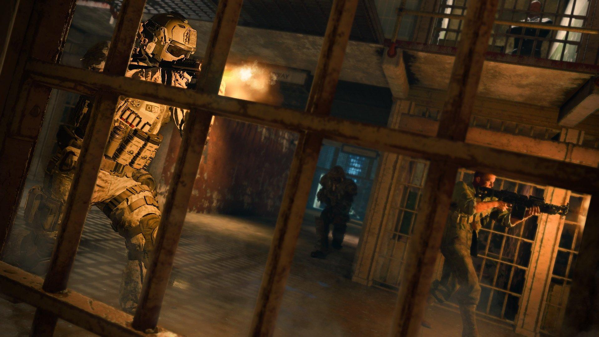 Black Ops 4 - Alcatraz