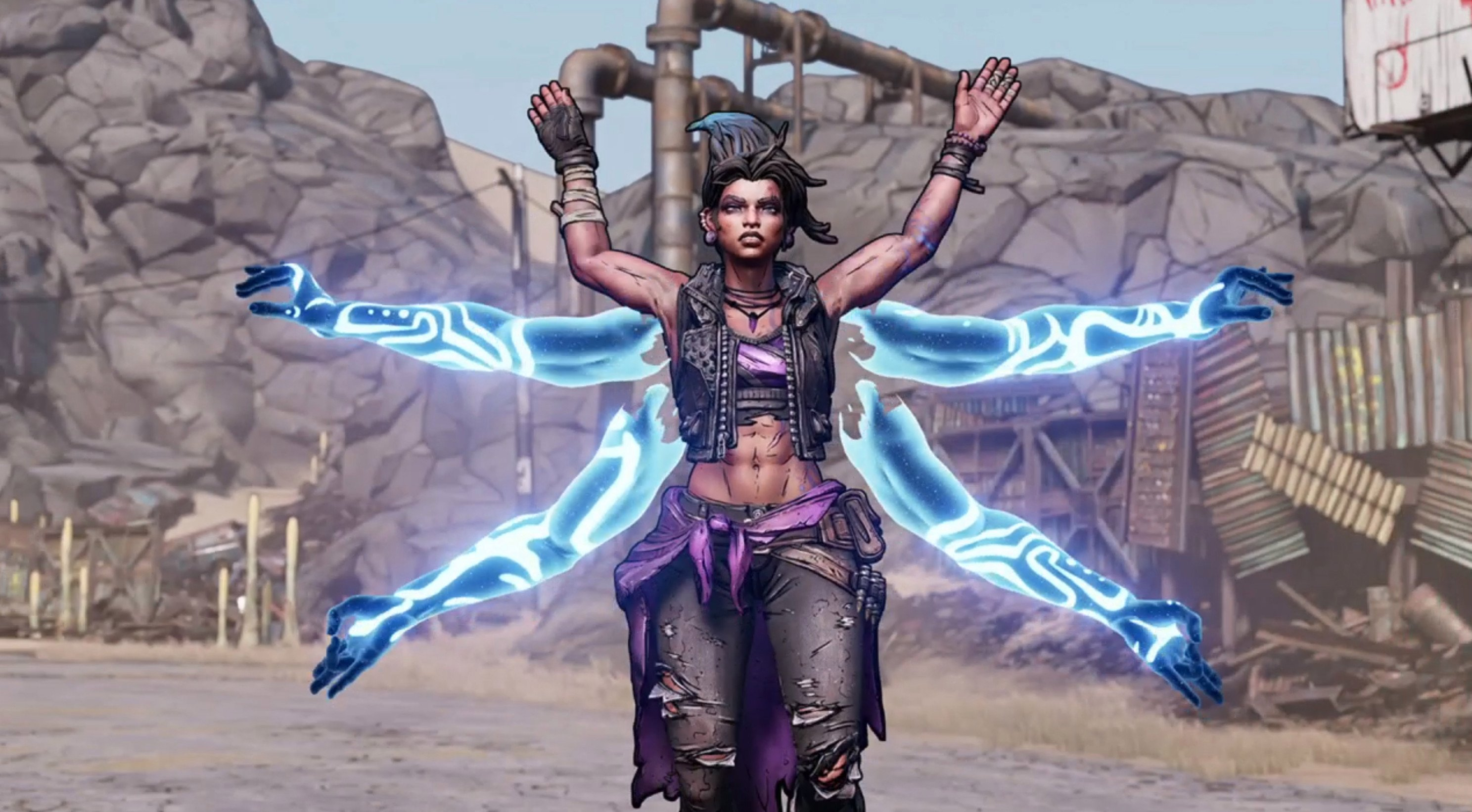 Borderlands 3 epic games store exclusive - new characters and more coming