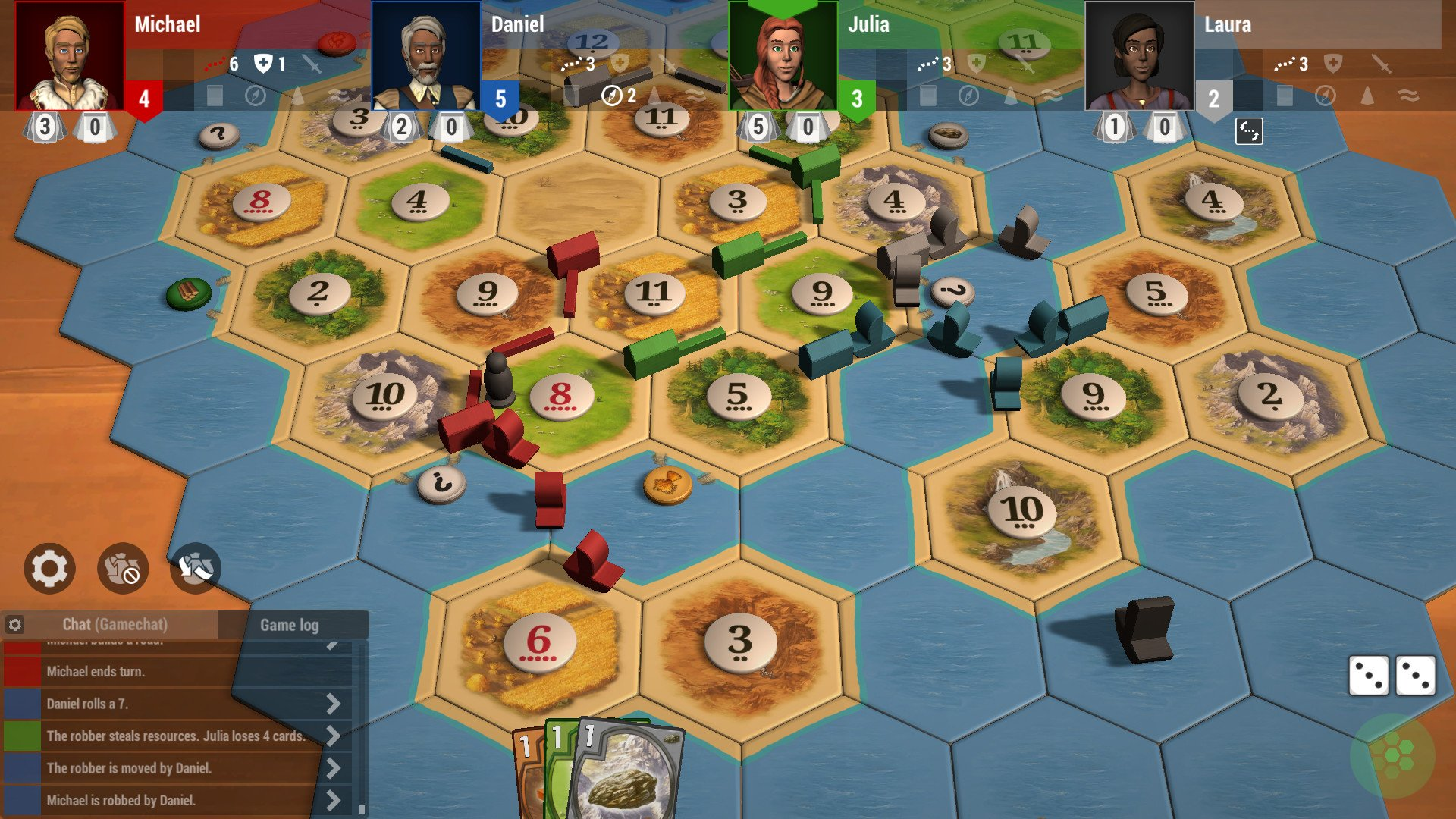 Catan on Steam.