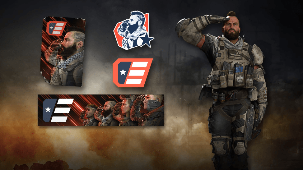Call of Duty Endowment Salute Pack