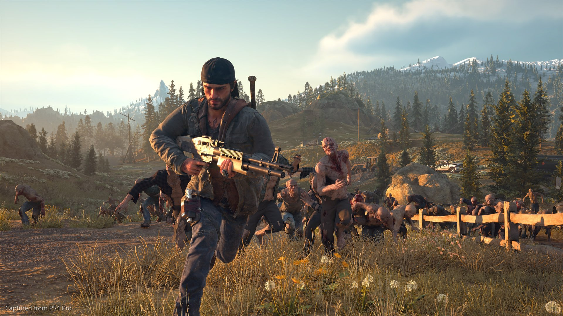 Days Gone review Shacknews screenshot 03
