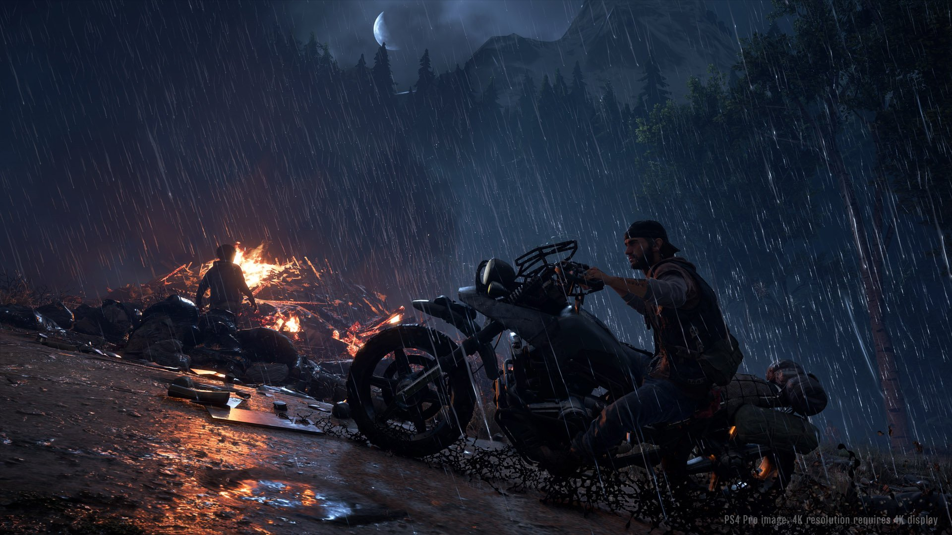 Days Gone review Shacknews screenshot 01