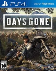 Days Gone walkthrough faq PS4 cover