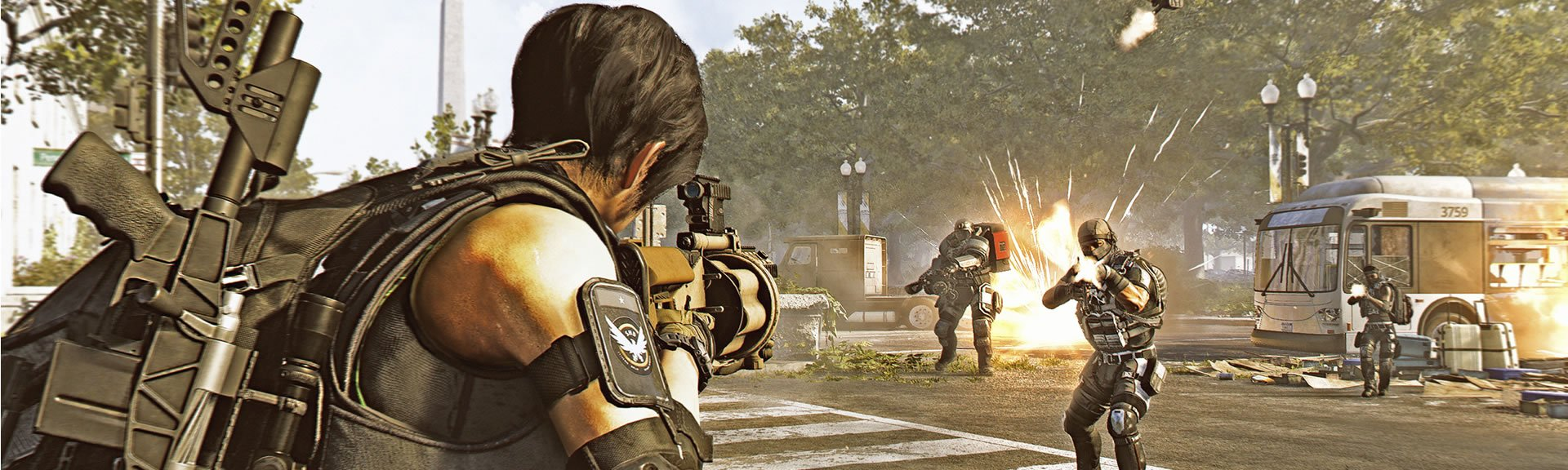 Tom Clancy's The Division 2 game guides - gear and items