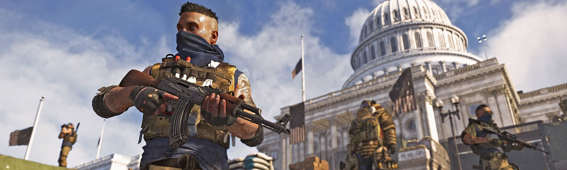 Tom Clancy's The Division 2 game guides - troubleshooting, bugs, and errors