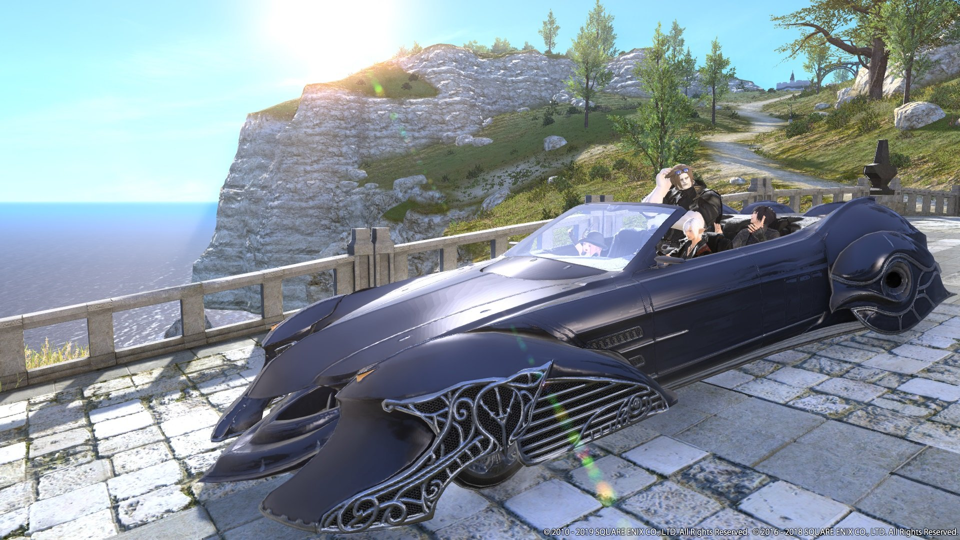 Final Fantasy XV mount