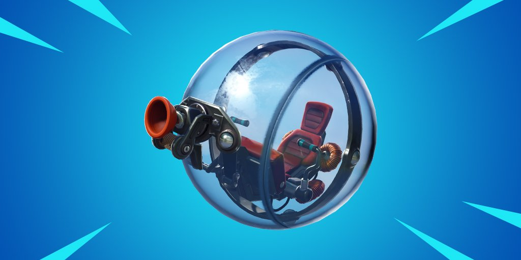 Fortnite Baller gets health reduction in latest hotfix