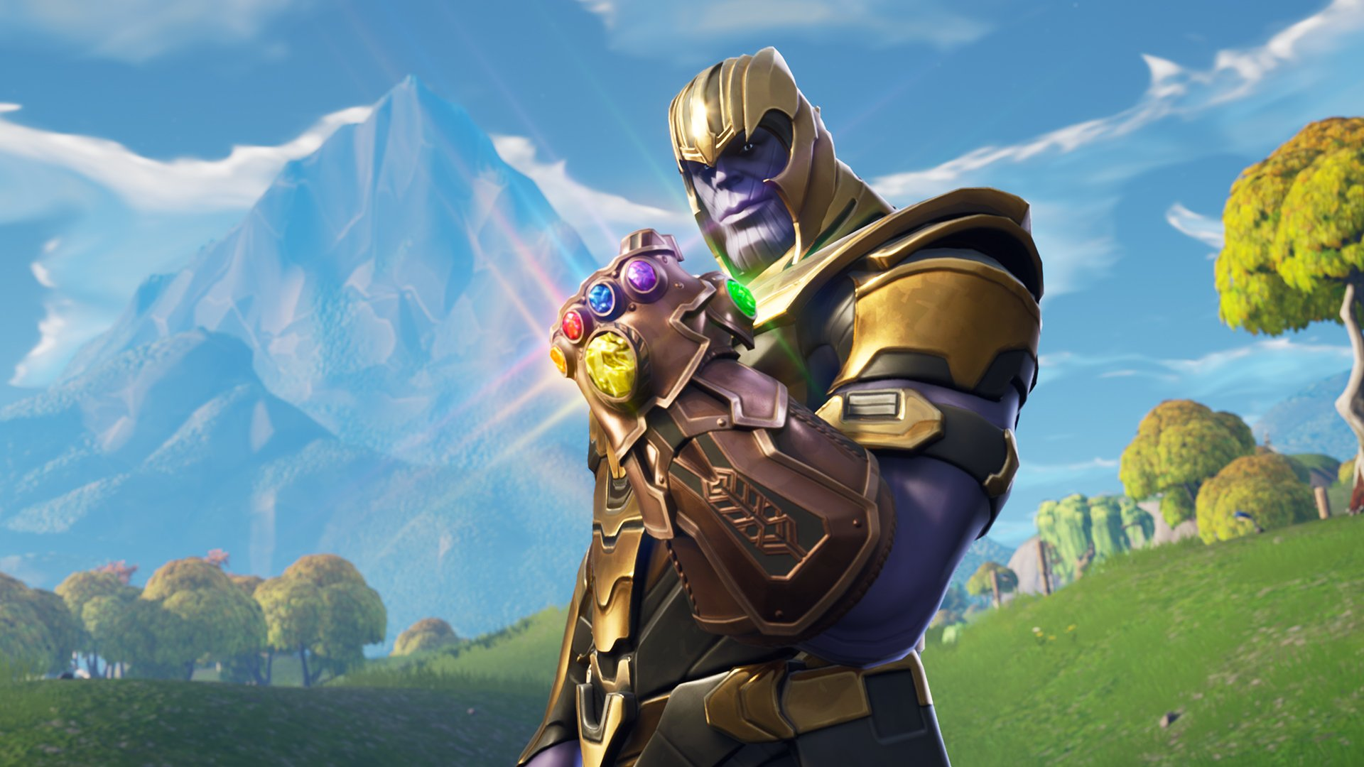 How to play as Thanos in Fortnite Endgame