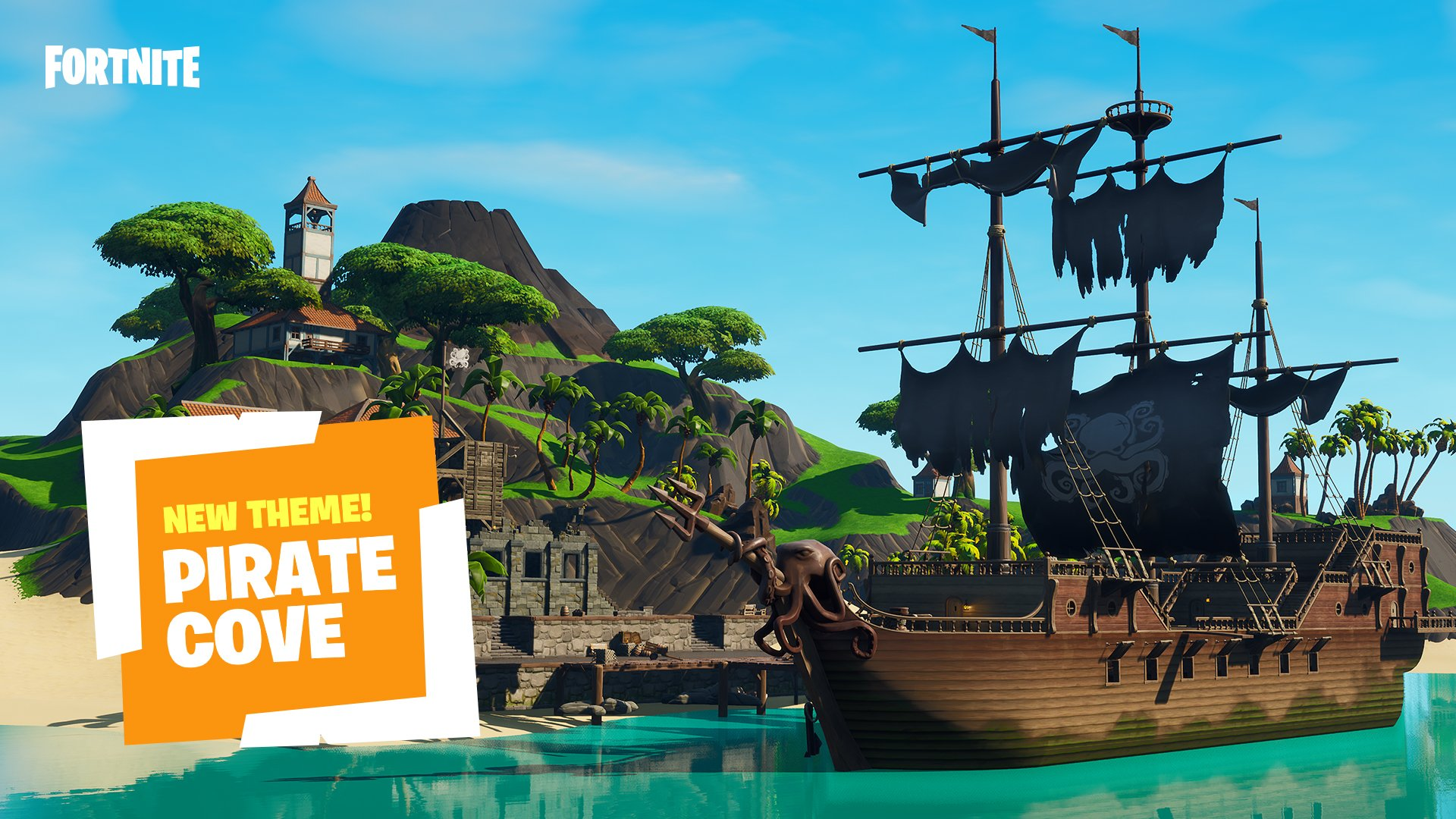 Fortnite Pirate Cove