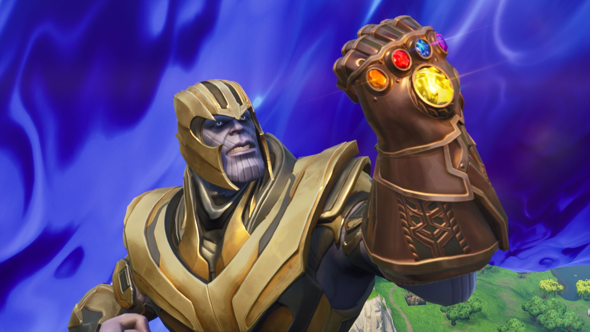 Fortnite and Marvel team up for an Avengers crossover event