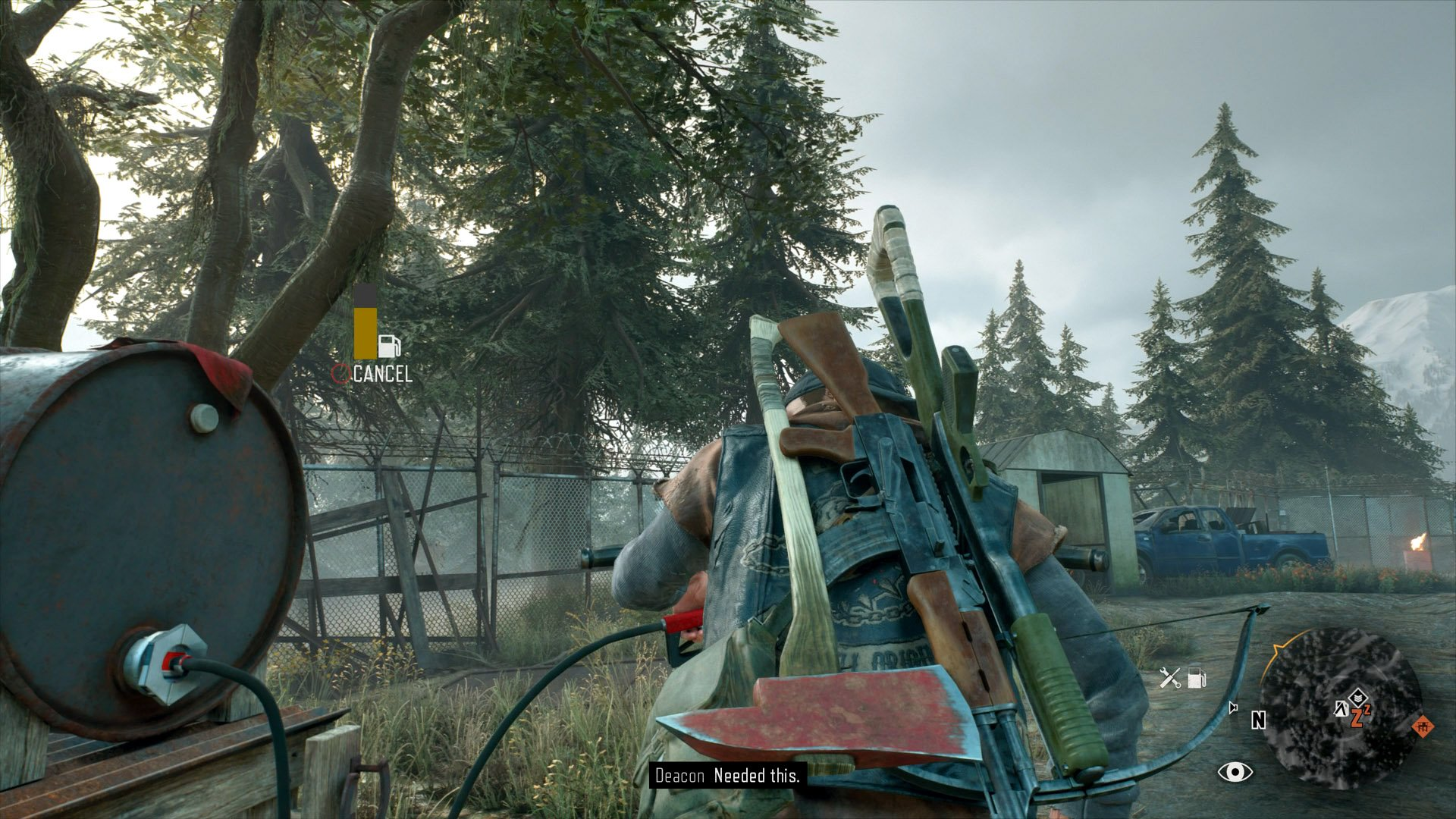 How to Get Fuel in Days Gone