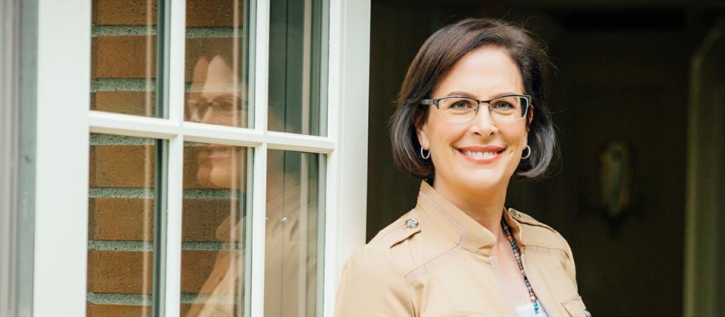 Microsoft's Kathleen Hogan