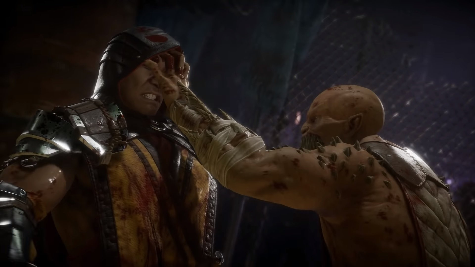 How many hours to beat Mortal Kombat 11 story mode?
