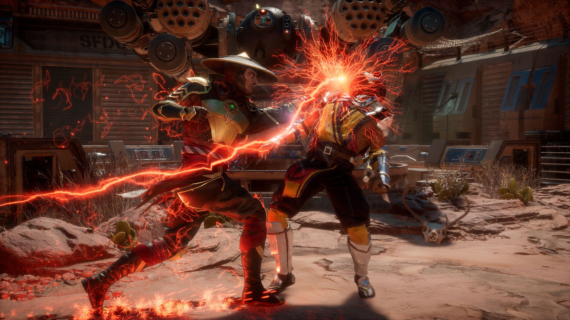 Is Mortal Kombat 11 coming to Nintendo Switch?