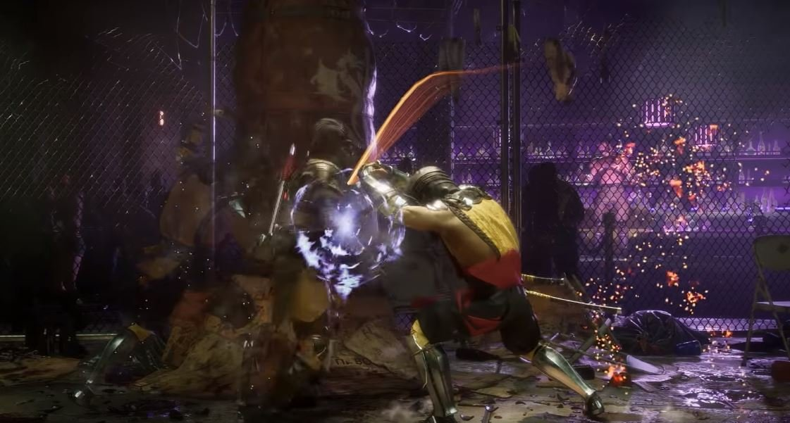 The Mortal Kombat 11 online beta offers fast, chaotic action.
