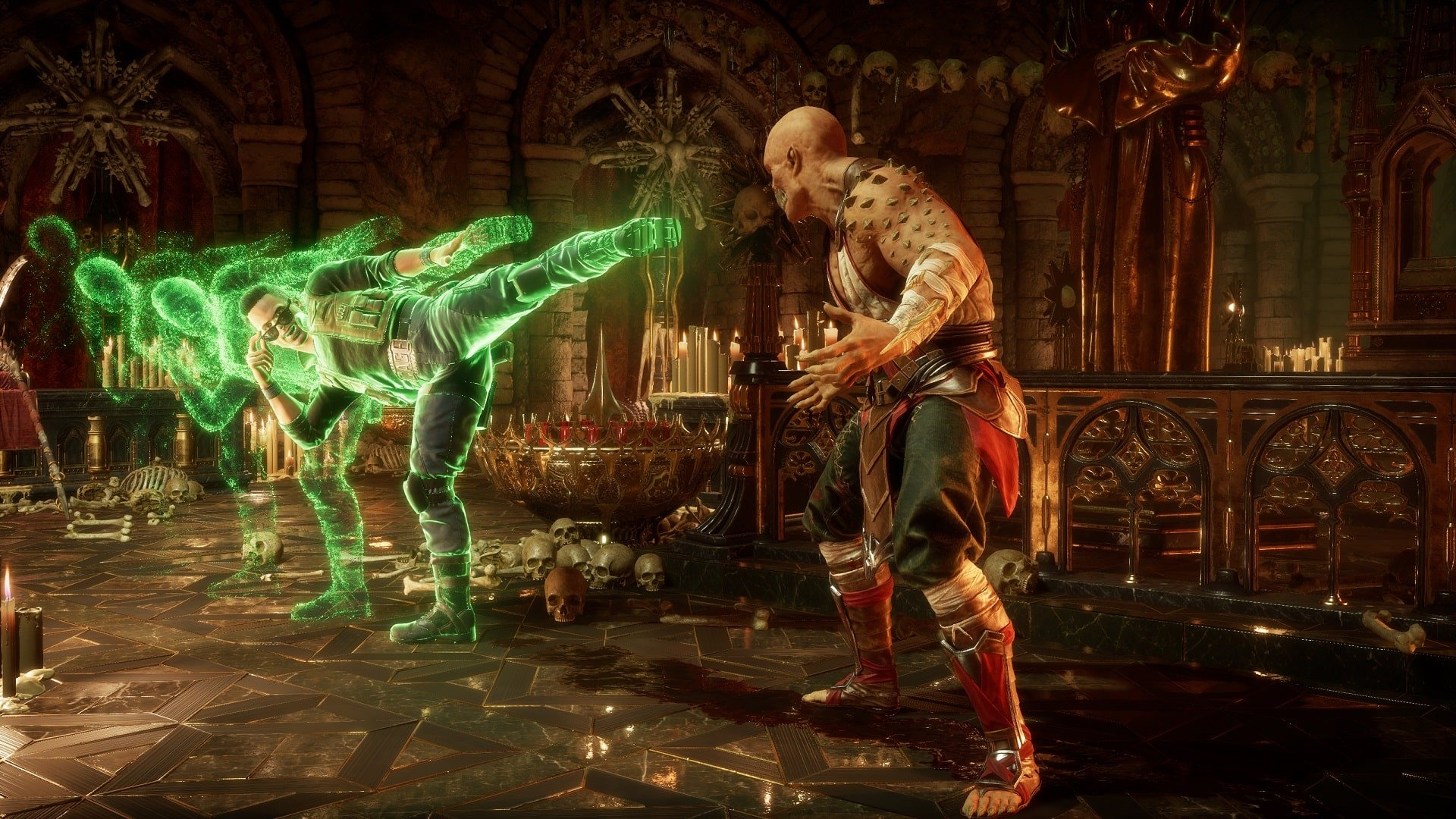 Mortal Kombat 11's PC launch has been rough for Steam users