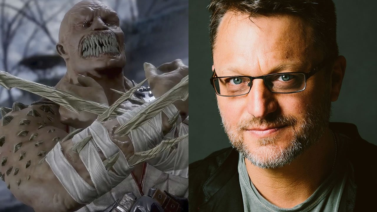 Steve Blum voices Baraka and Sub-Zero