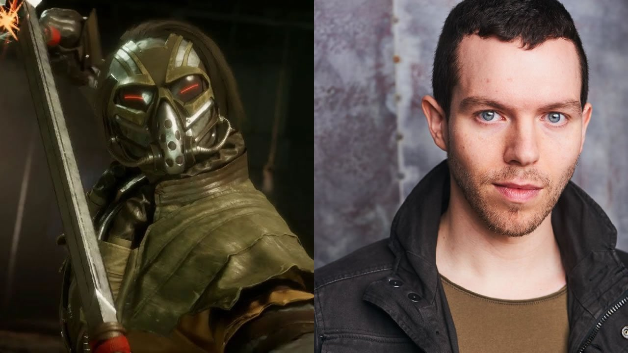 Jonathan Cahill voices Kabal