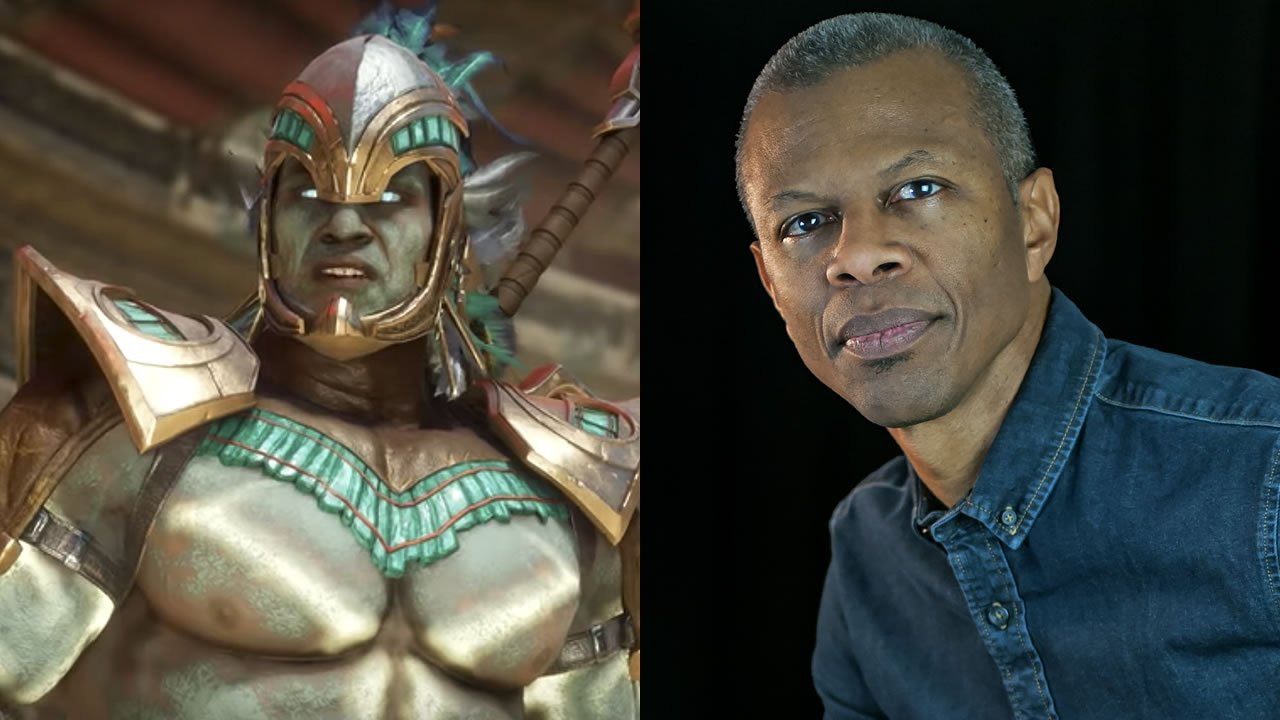Phil Lamarr voices Kotal Kahn