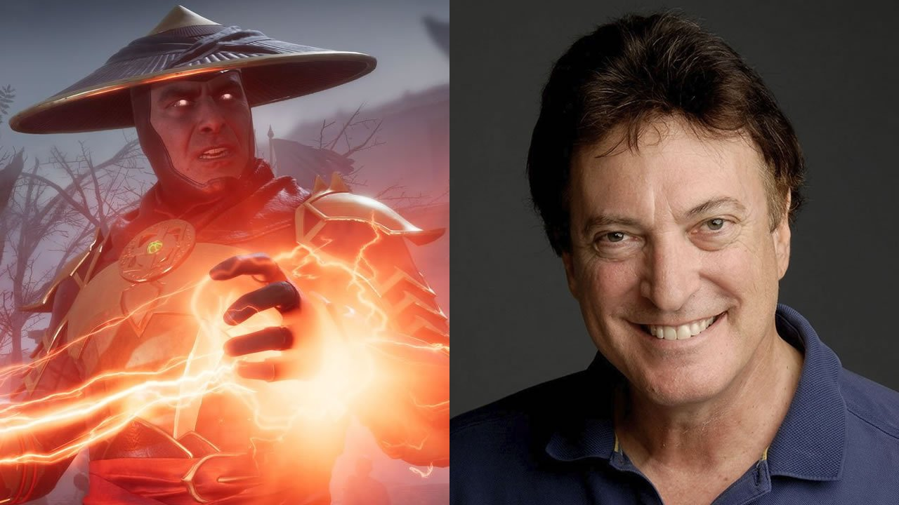 Richard Epcar voices Raiden