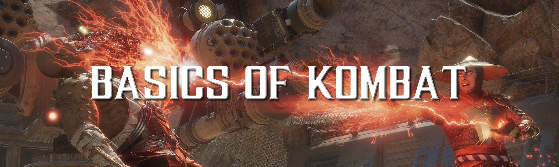 Mortal Kombat 11 walkthrough guide FAQ combat controls