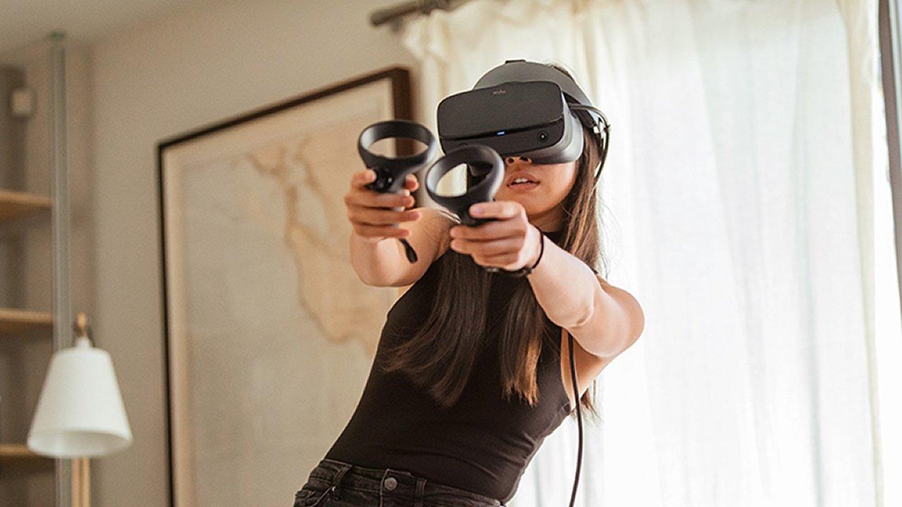 Oculus Rift S VR HMD price, specs, release date, & preorder