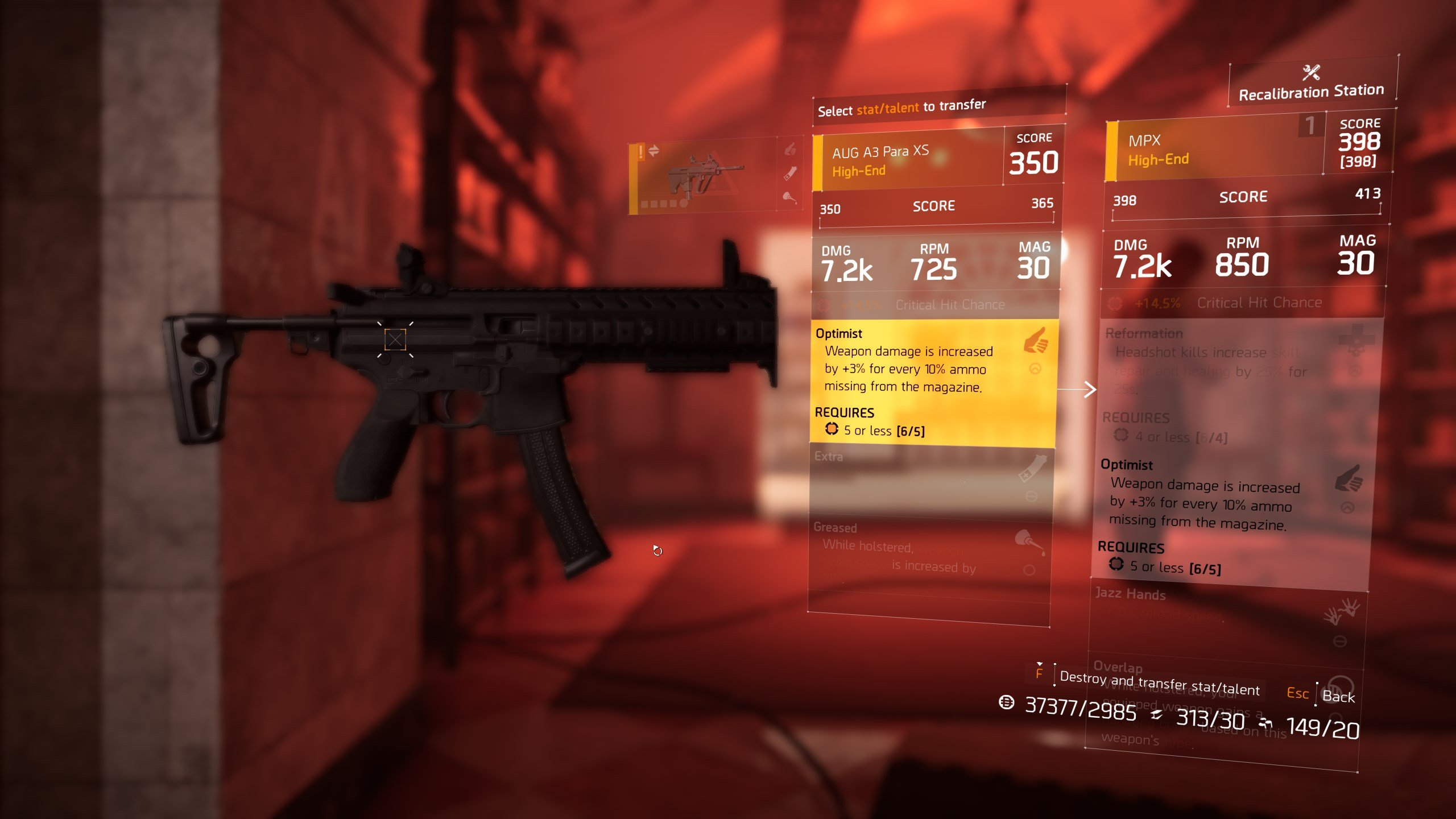 How to use the Recalibration Station in The Division 2
