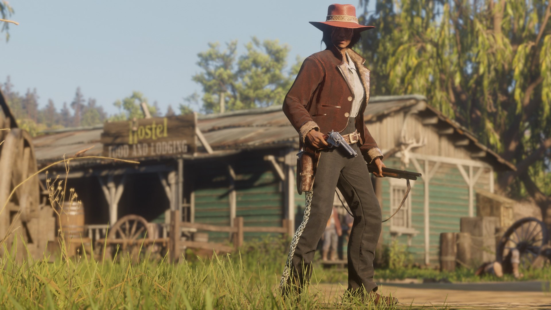Red Dead Online gets new Plunder Showdown mode