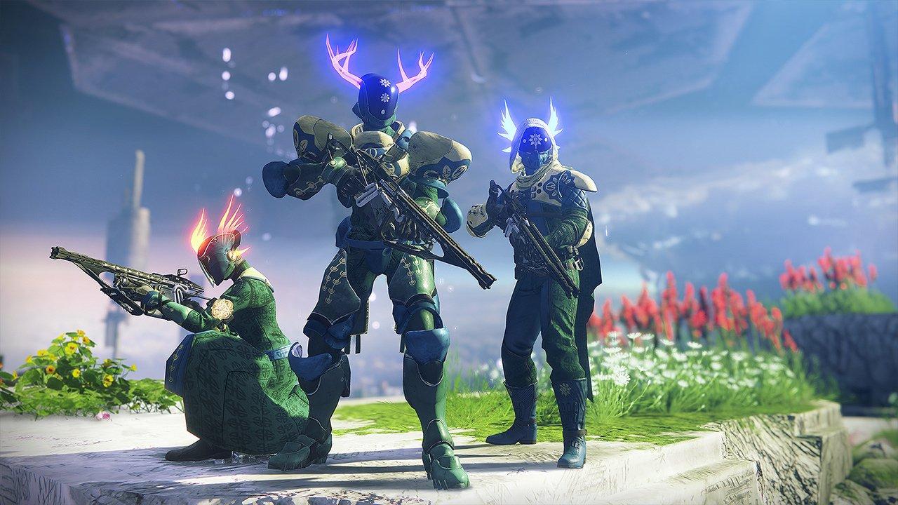 Revelry Event Armor Destiny 2