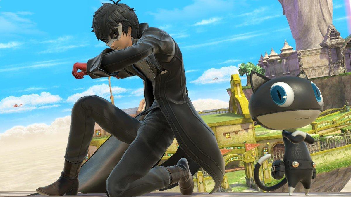 Smash Ultimate Joker