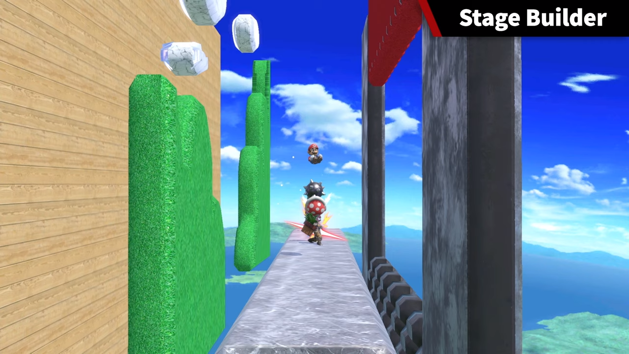 Smash Ultimate Stage Builder
