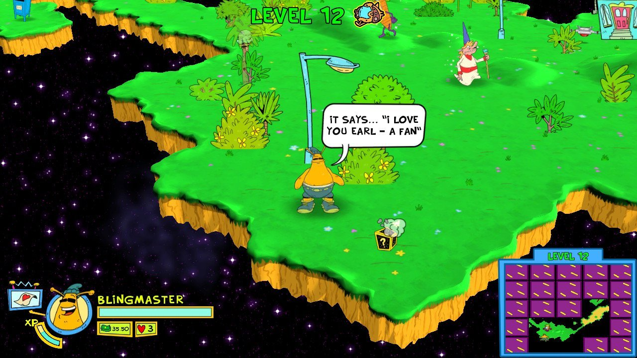 ToeJam and Earl fans love these characters and that will not change in Back in the Groove.