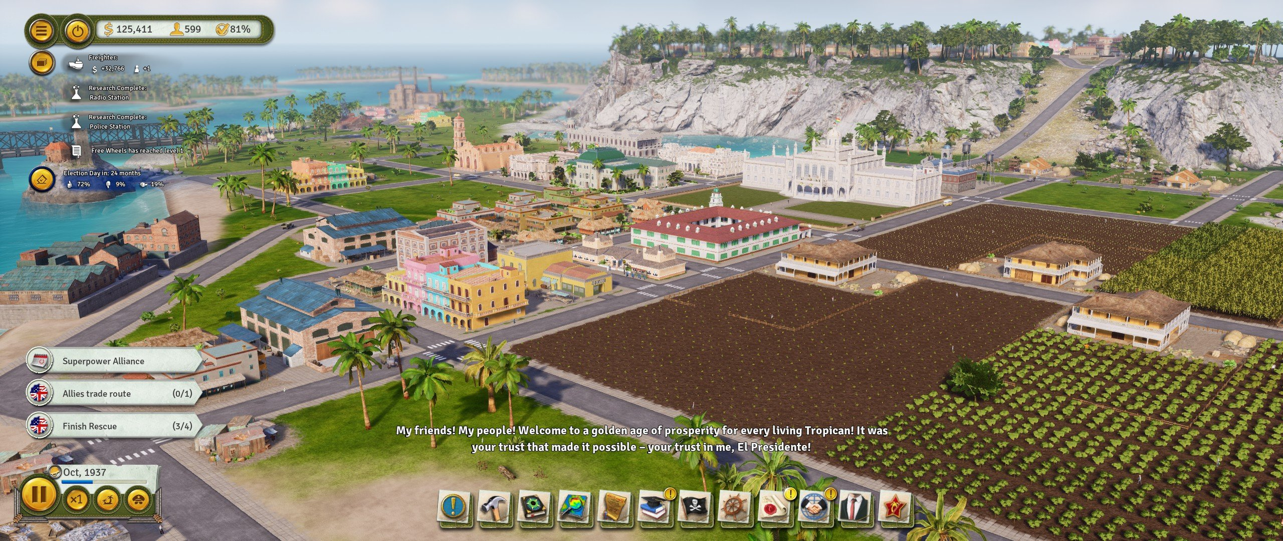 Tropico 6 review Shacknews screenshot 01