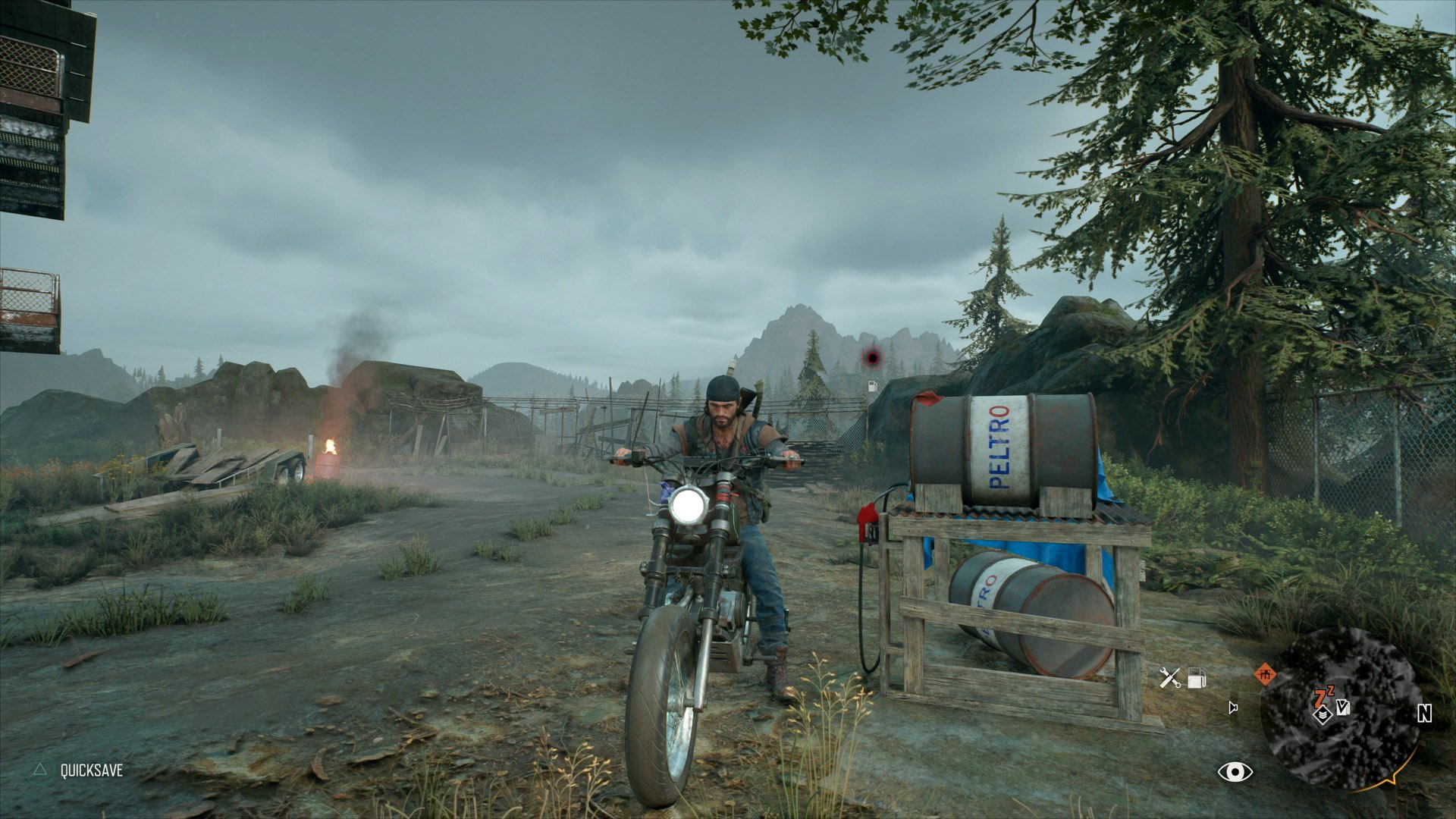 How to Upgrade Deacon's Bike in Days Gone