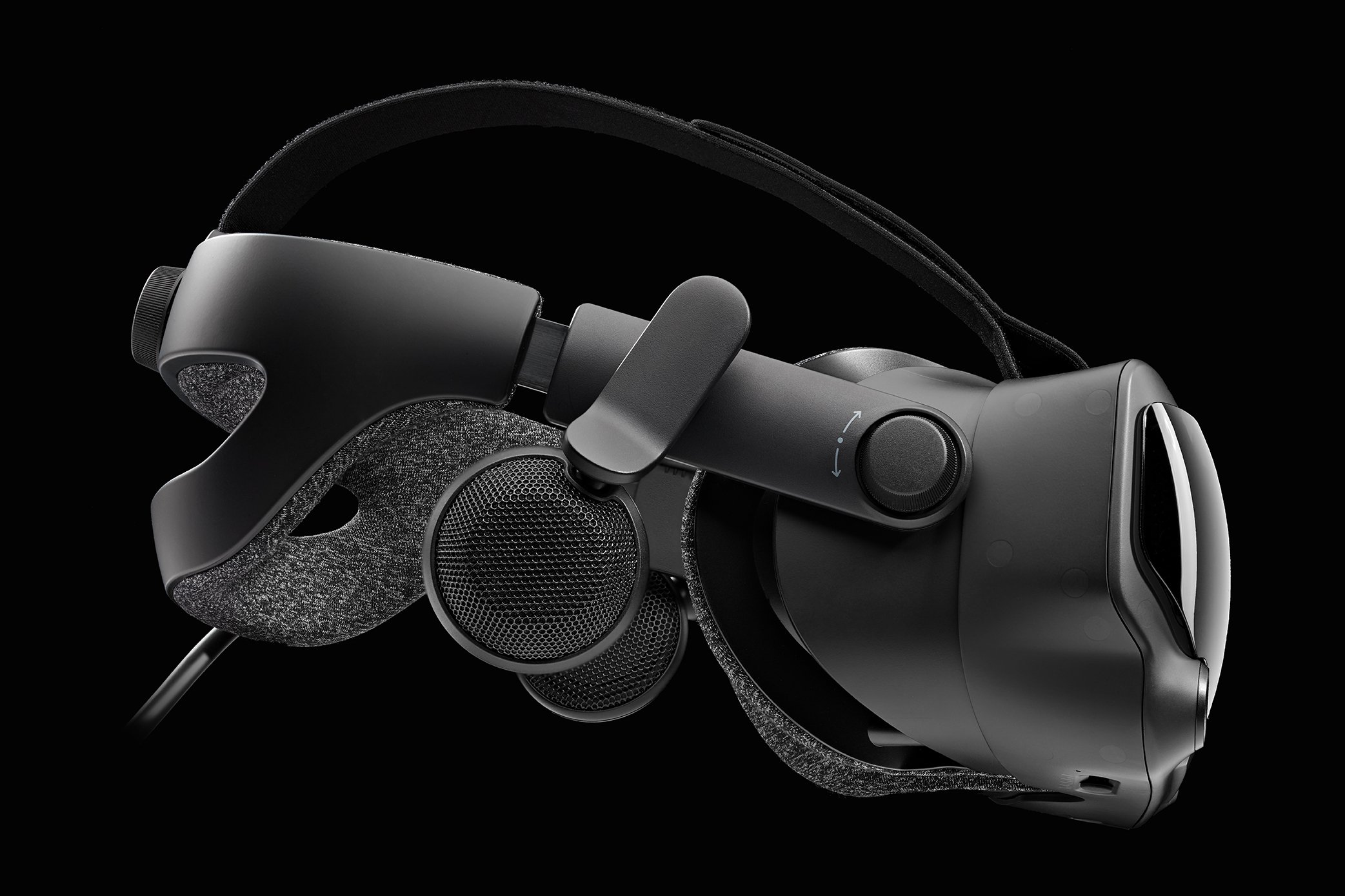 The Valve Index aims to be one of the most comfortable VR HMDs on the market.