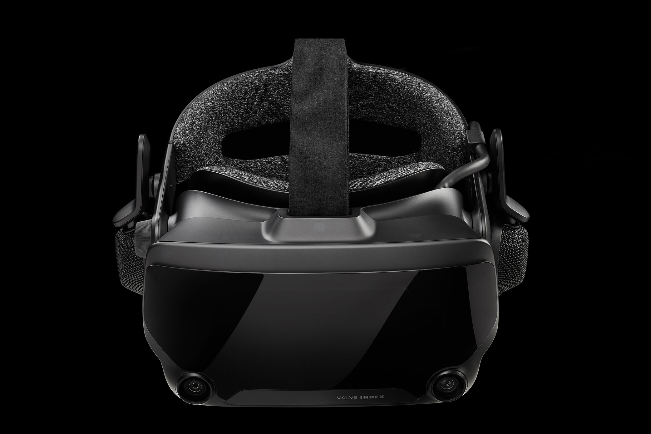 The Valve Index VR HMD appears to have a lot of ergonomic improvements for extended gameplay experiences.