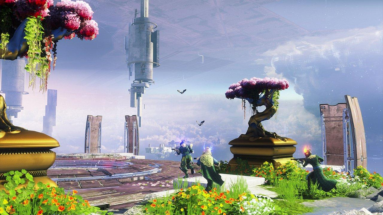 Verdant Forest Destiny 2
