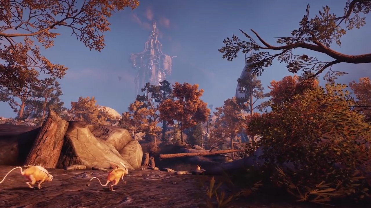 Warframe's 'Plains of Eidolon Remaster' lands on consoles today