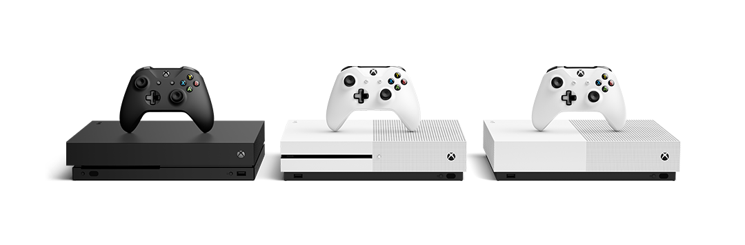The Xbox One family of devices