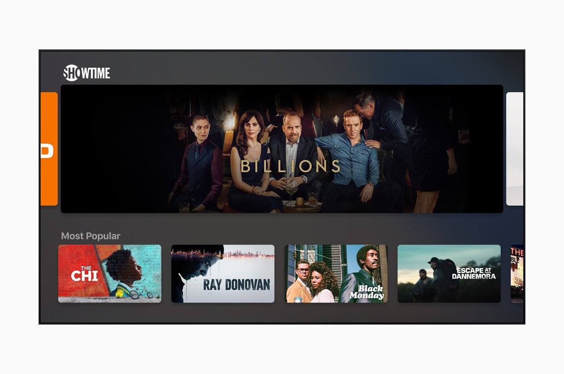 Apple tvOS 12.3 update brings new Apple TV app and channels