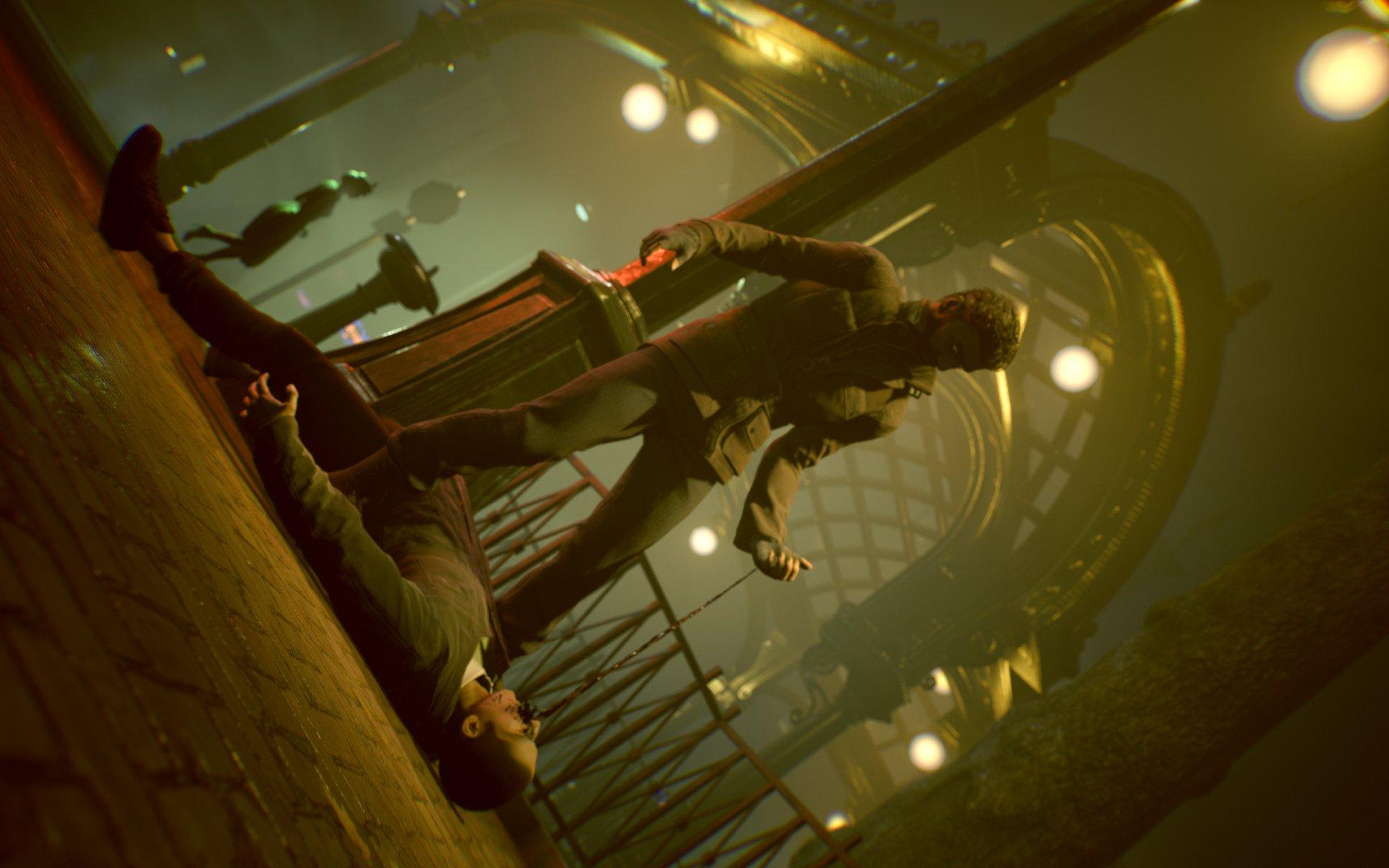 Vampire the Masquerade Bloodlines 2 screenshot