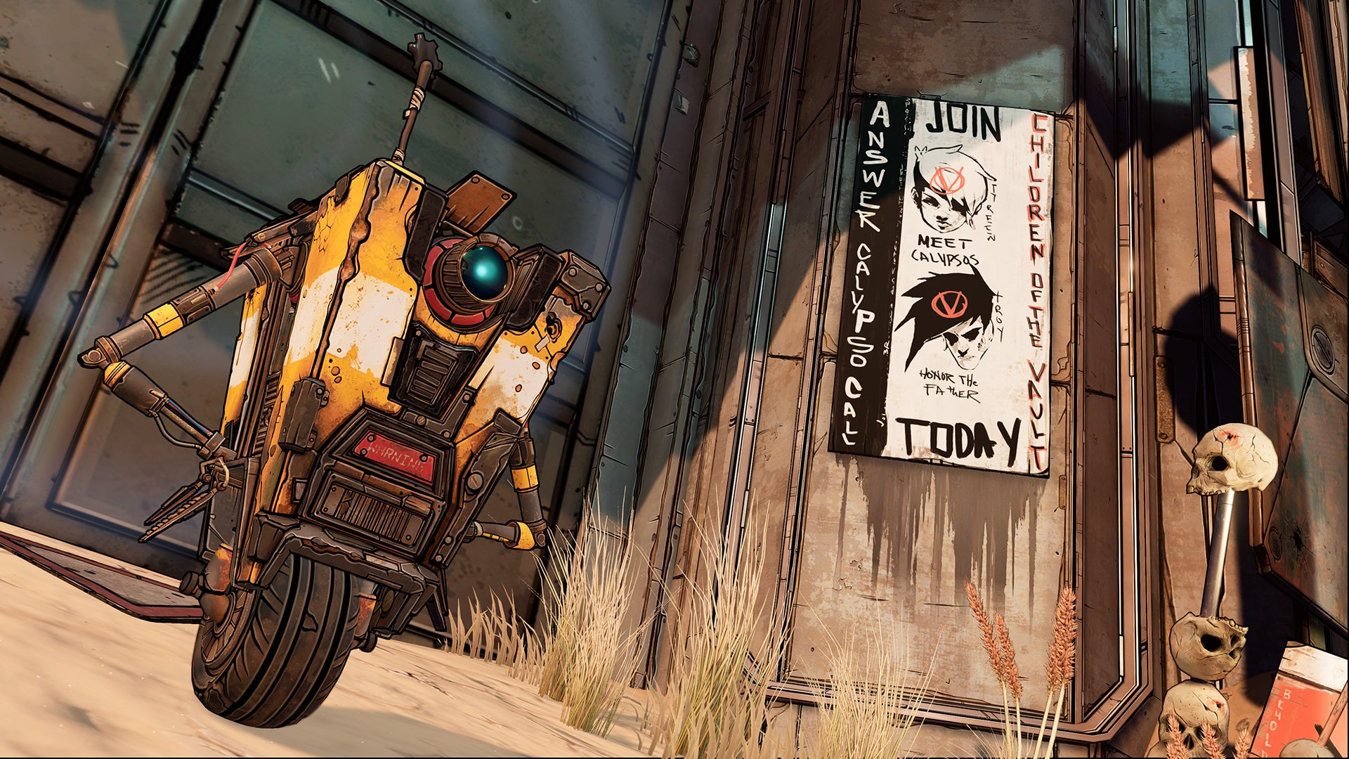 Borderlands 3 PlayStation 4 controls and button mapping