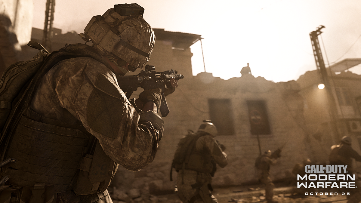 Call of Duty: Modern Warfare aims to bring authentic realism to its campaign by ripping stories right from the headlines.