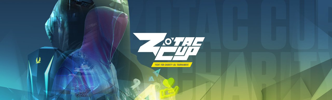 The Zotac Cup Fight For Charity LoL tournament takes place at Computex Taipei 2019