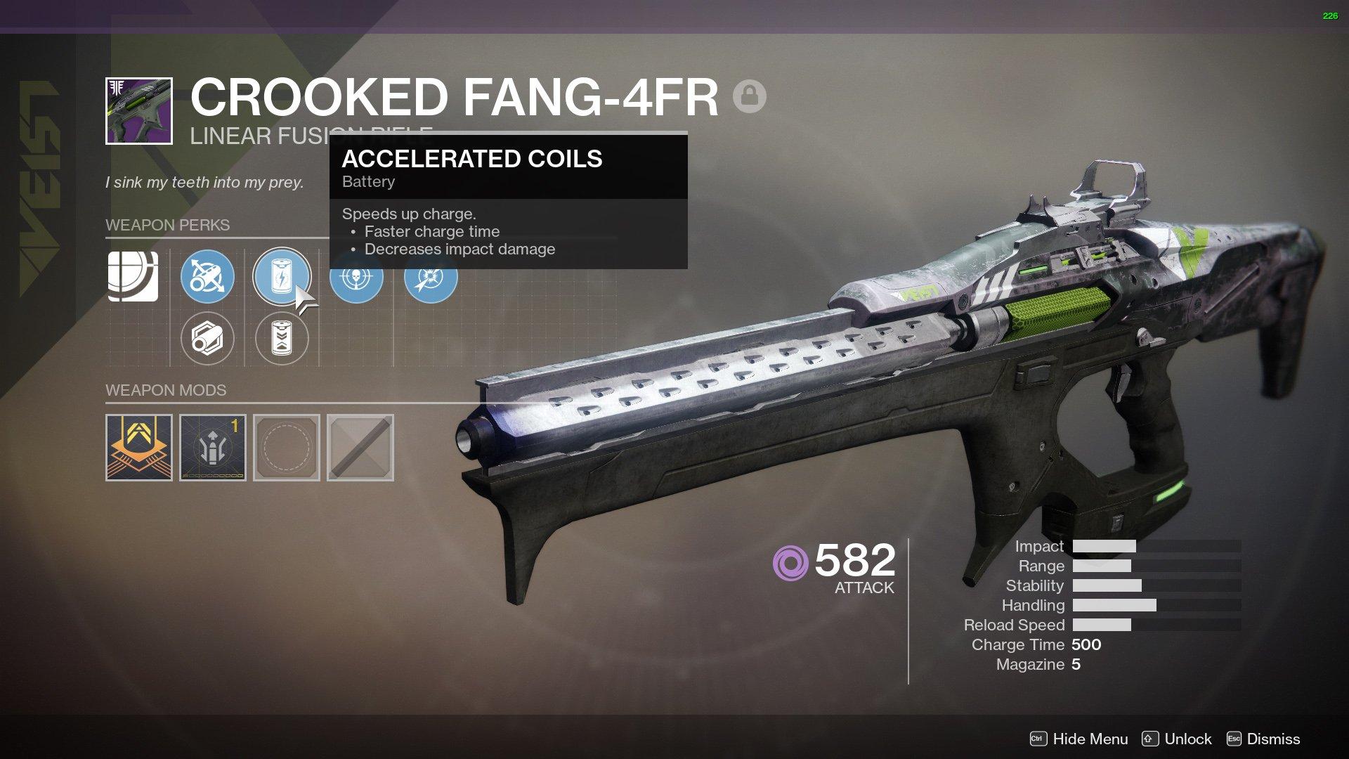 Crooked Fang-4fr Destiny 2