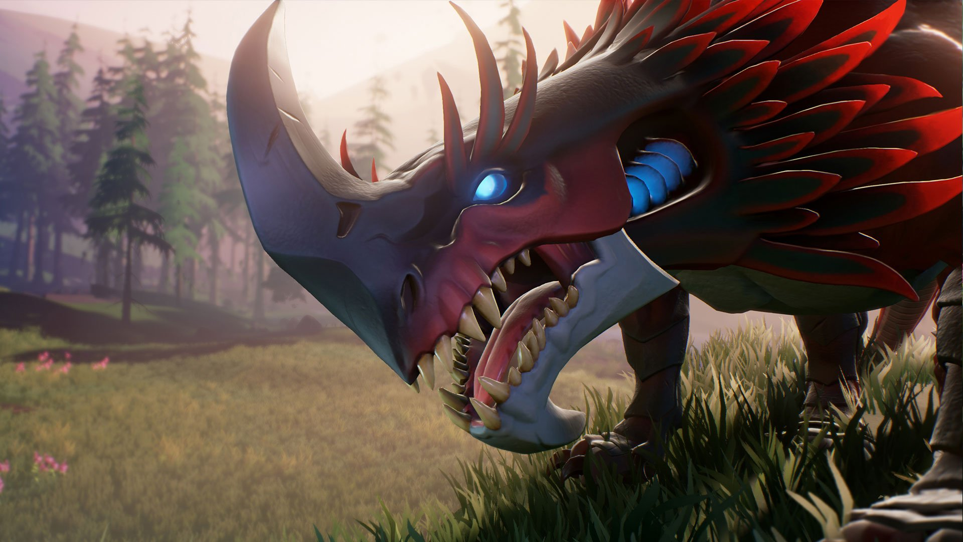All Dauntless servers are currently full error  - Embermane Behemoth