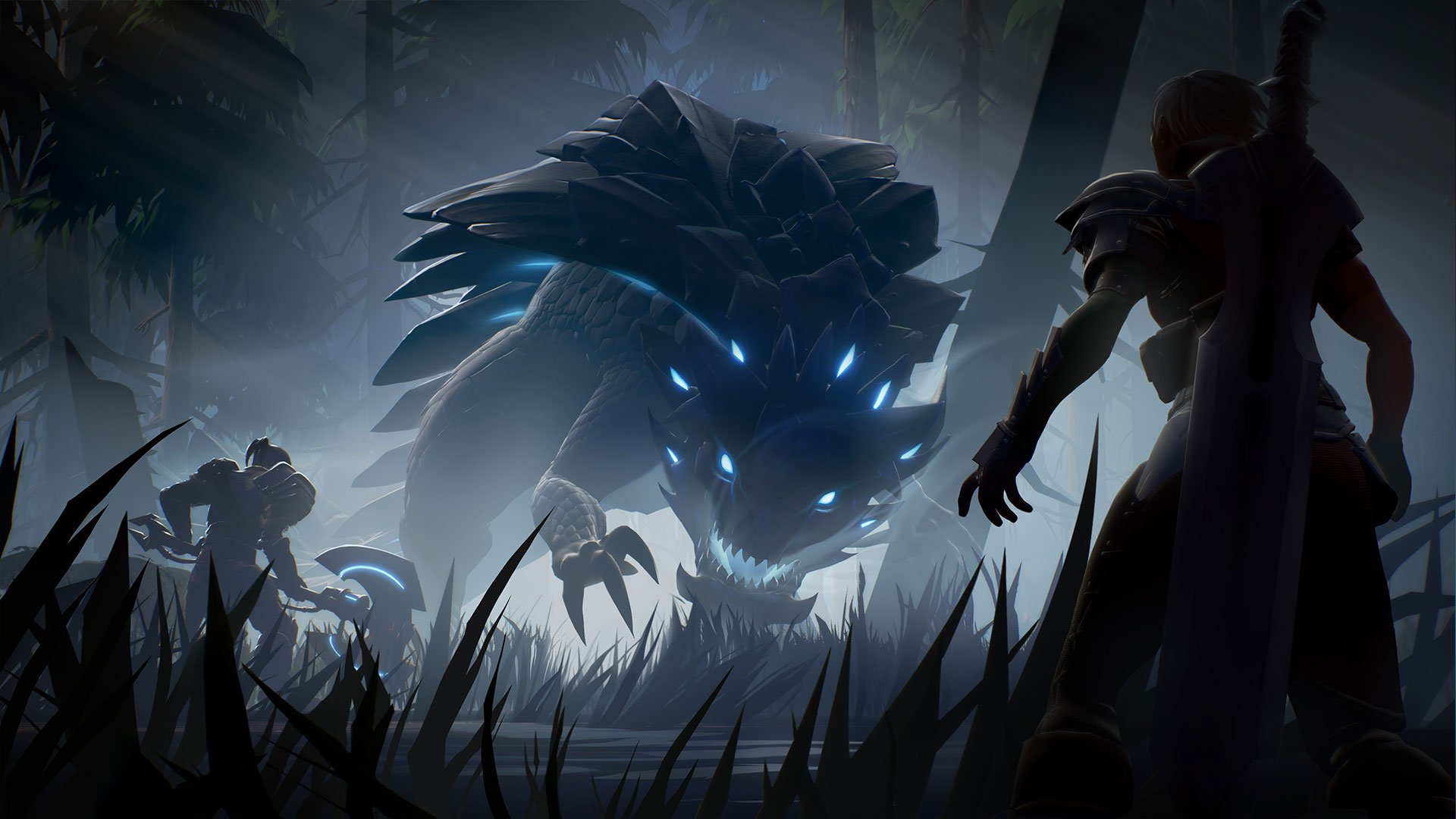 Monster Hunter-like Dauntless is finally launching next week